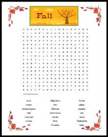 Christmas Crafts For Kids To Make For Parents - fall themed word search free printable page for kids