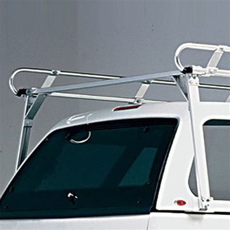 Ladder Racks For Trucks With Caps by Hauler Aluminum Truck Cap Cer Shell Ladder