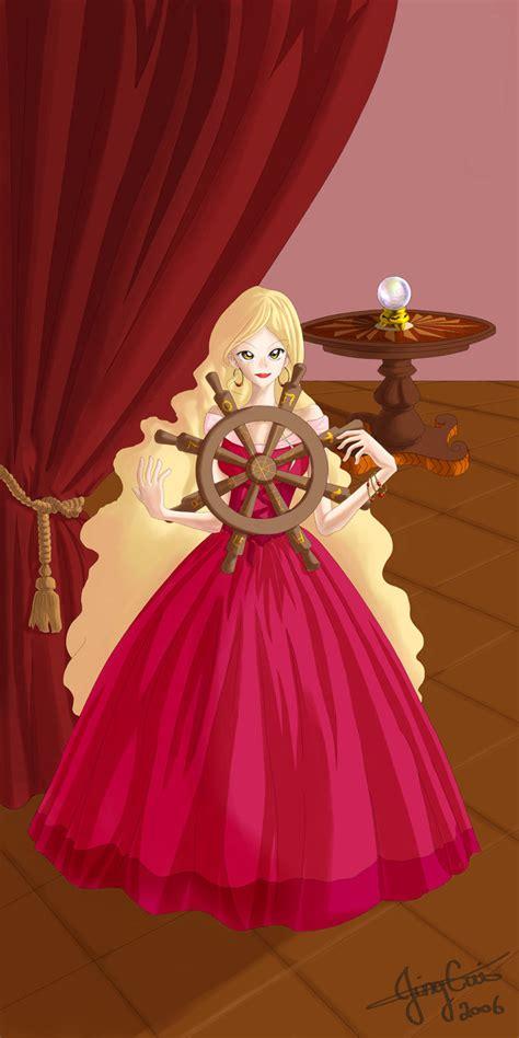 Tarot 10 Wheel Of Fortune tarot 10 wheel of fortune by azuka on deviantart