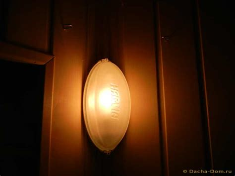Sauna Light Fixtures with Sauna Construction Detail
