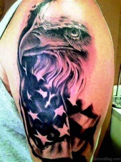 black eagle tattoo hours 72 stunning eagle tattoos on shoulder