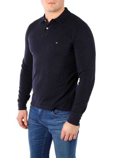 Jaket Sweater Polos Hoodie Jumper Hitam Limited Edition sweater hilfiger sweater patterns