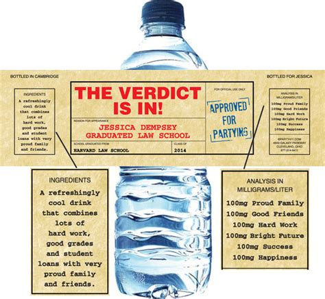 themes law school karachi graduation law school subpoena water bottle label my