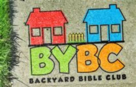 God S Backyard Bible C Theme Chart Children Youth Backyard Bible Club