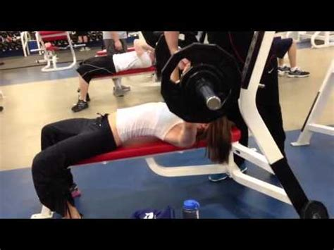 145 bench press benching 145 lbs i weigh 123 youtube