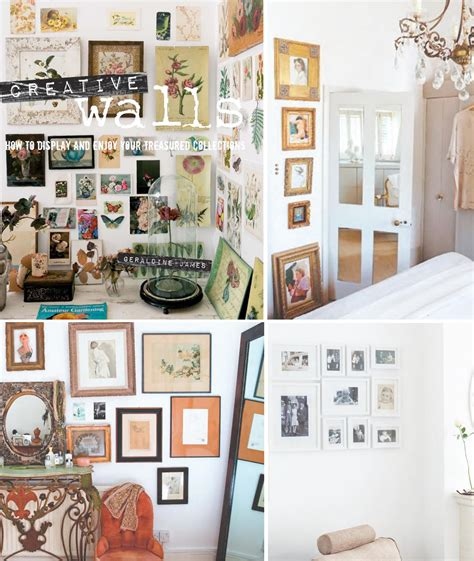 creative wall creative walls and modern vintage by geraldine the