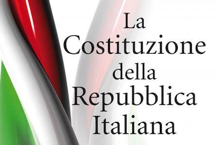 costituzione italiana testo consegna della costituzione italiana liceo primo levi