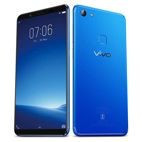 Vivo V7 V7 india gets vivo v7 in energetic blue gizmochina