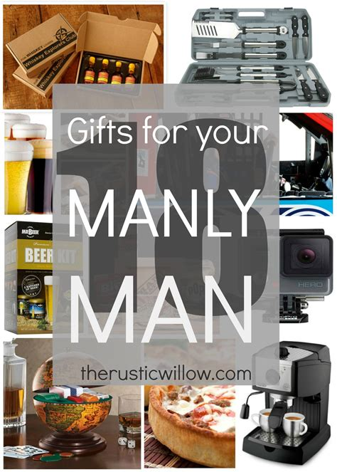 gift guide for men the gifts men actually want the
