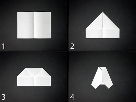 How Do You Make A Of Paper Look - how to make a paper airplane diy network made