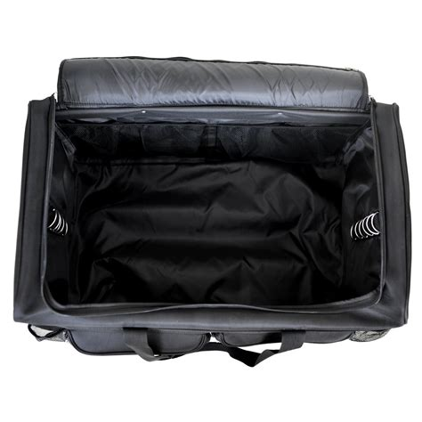 Duffle Bags With Garment Rack by The Closet Trolley Rolling Duffel Bag Bag With