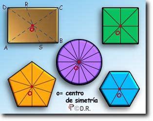 figuras geometricas simetricas leccionweb matematicas