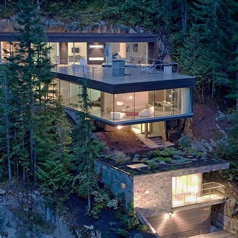 celebrated snowboarder s mountain home designs for living vt quot canadian architecture firm studio nminusone builds the