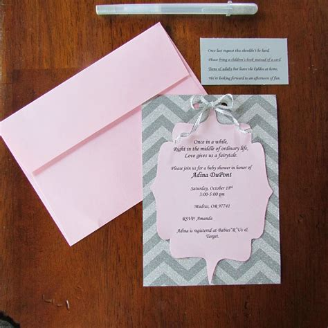 Baby Shower Invitations Diy Ideas by Baby Shower Invitations New Diy Baby Shower Invitations