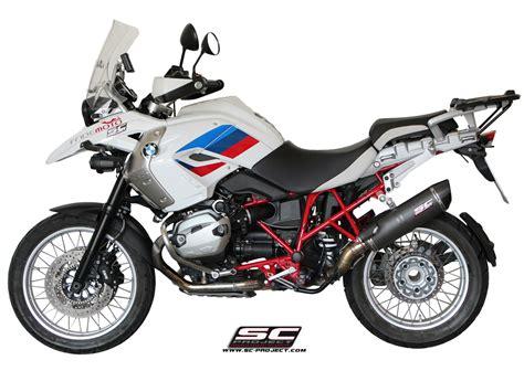 Motorrad Zubehör Black Friday by Sc Project Exhaust Bmw R1200gs Oval Silencer Sc1 2004 2009