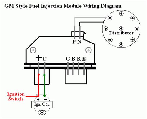 delco remy hei distributor wiring diagram delco remy hei distributor autos post