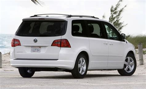 volkswagen minivan car and driver