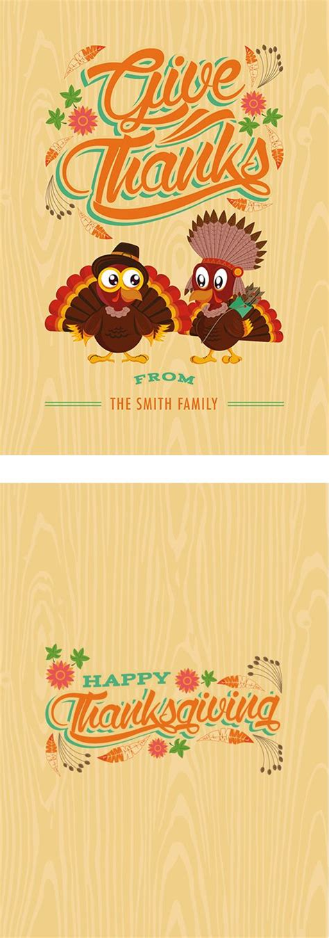 Best Free Thanksgiving Card Templates by 17 Best Images About Nextdaypins Free Design Templates