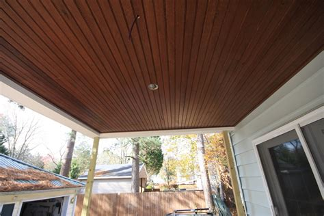 Outdoor Beadboard Ceiling Panels by Beadboard Porch Ceiling Pictures To Pin On