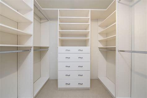 White Closets by White Walk In Closet Home Design