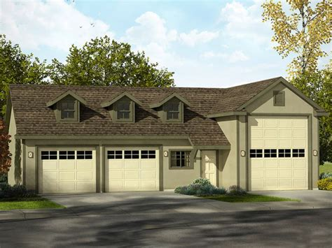 rv storage garage rv garage plans rv garage plan with 2 car garage and