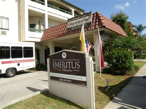 emeritus at alhambra california innomom senior living
