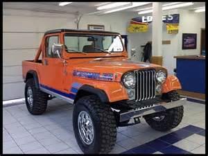 Jeep Cj7 Scrambler Jeep Comanches For Sale On Craigslist