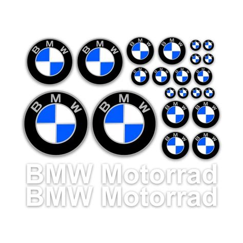 Bmw Motorrad Sticker by Kit 24 Stickers Bmw Motorrad Ad 013 Decal Sticker