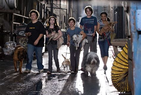 house for dogs movie photos of jake t austin