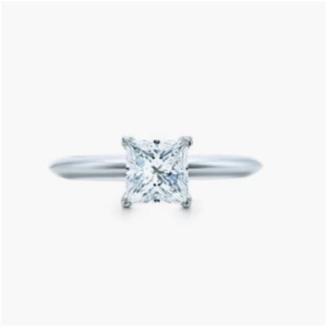 princess cut engagement ring wedding