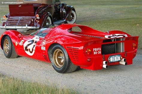Ferrari 330 P3 by 1967 Ferrari 330 P3 4 Conceptcarz
