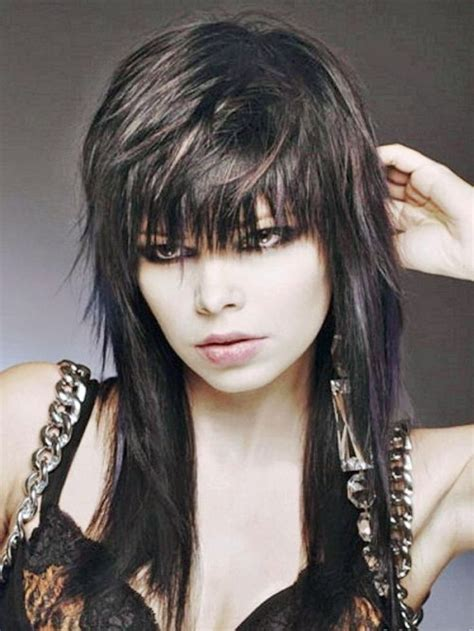 edgy prom hairstyles for long hair edgy hairstyles for long hair elle hairstyles