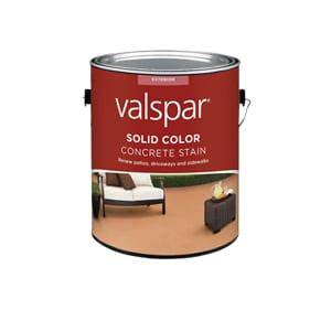 valspar solid color concrete sealer valspar solid color concrete stain review concrete