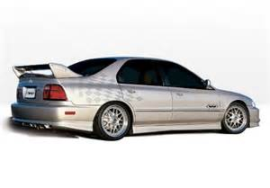 96 97 honda accord 4dr touring style wings west kit