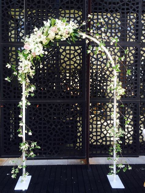 Wedding Arch With Jars by 17 Best Ideas About Metal Wedding Arch On