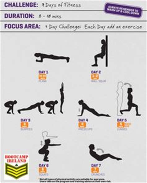1000 images about exercise plans on