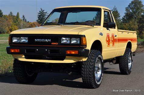 nissan pickup 4x4 lifted 1983 nissan 720 datsun 4 215 4 pickup