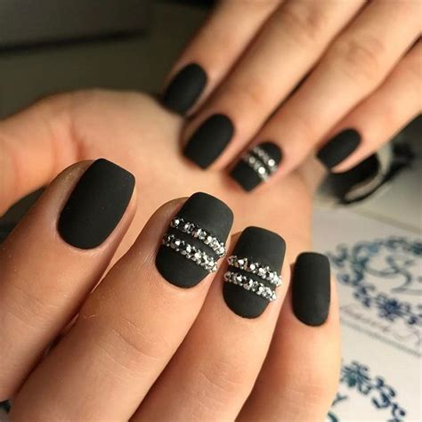 Black Nail by 1000 Images About Nail Community Pins On
