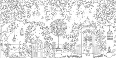 secret garden colouring book pdf free adults like colouring spindle magazine