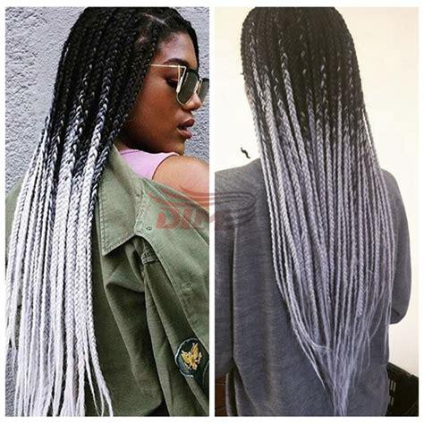 black ombre braids pics braiding box crochet braids synthetic lace front wigs