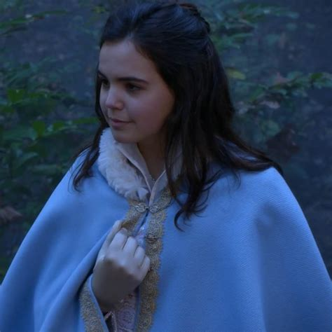 bailee madison on once upon a time which of these young female characters would you like to