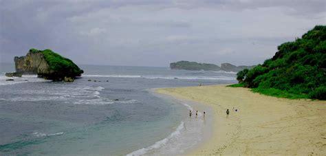 lokasi  tiket masuk tempat wisata alam pantai krakal