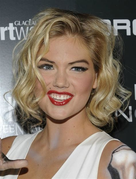 Kate And Hairstyles by Top 20 Kate Upton New Fashion Trendy Hairstyles And Haircuts