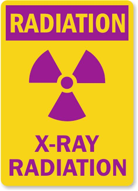printable x ray radiation sign x ray warning signs free shipping mysafetysign com