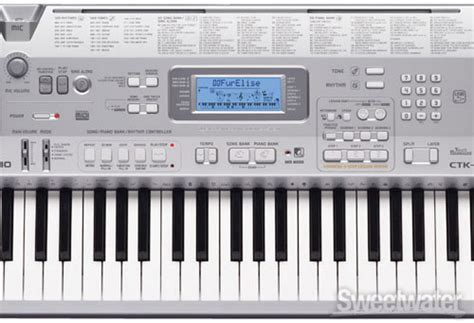 Keyboard Casio Ctk 810 In Casio Ctk 810 Sweetwater