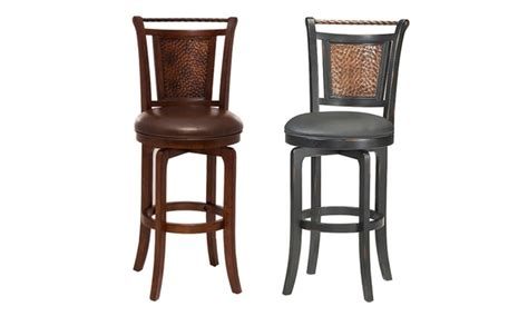 Bayside Swivel Bar Stool by Swivel Bar And Counter Stools Groupon Goods