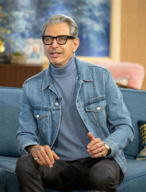 Ordered To Stay Away From Jeff Goldblum by Look At Those Teeth Jeff Goldblum Flirts Outrageously