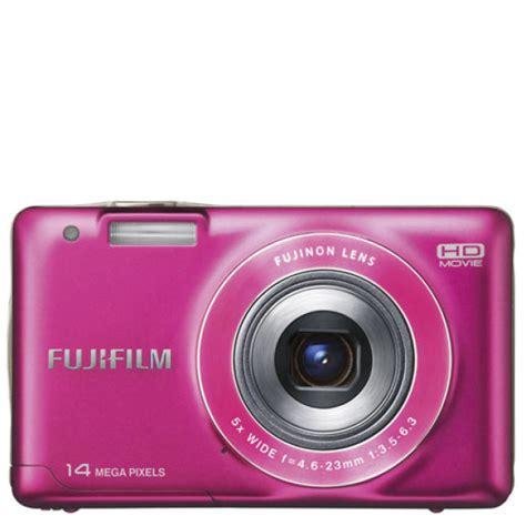 fuji pink fujifilm finepix jx370 14 megapixel digital pink