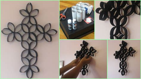 Toilet Paper Roll Arts And Crafts - toilet paper roll crafts wall wallartideas info