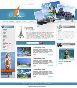 Free Travel Templates by Free Travel Template Tourism Travel Agency